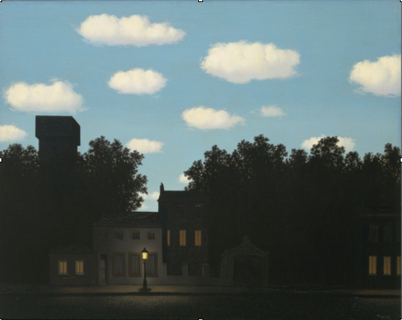René Magritte: The Empire of Light